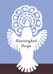 Hummingbird Design Logo
